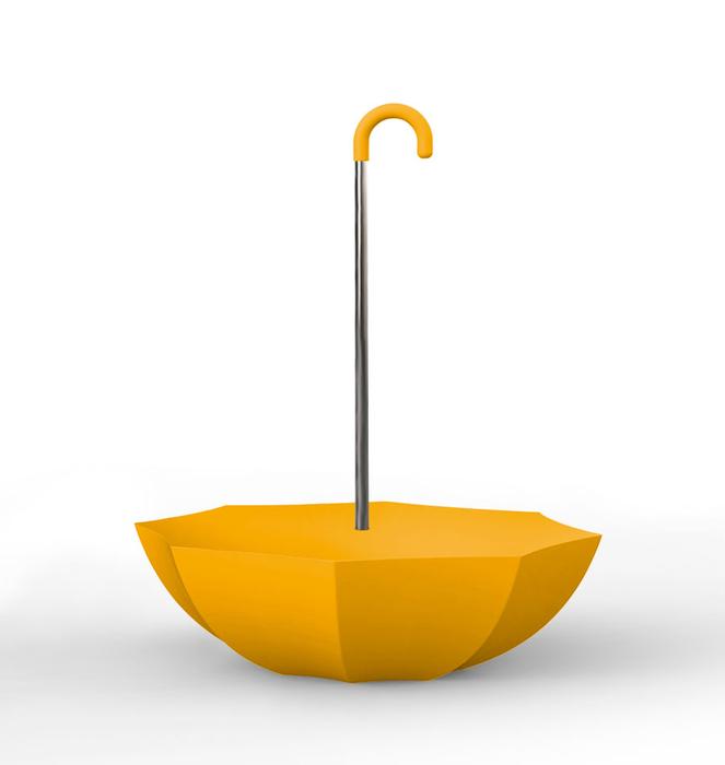 "Colorful ""Umbrella"" Bench 0 - Amarelo/Yellow"