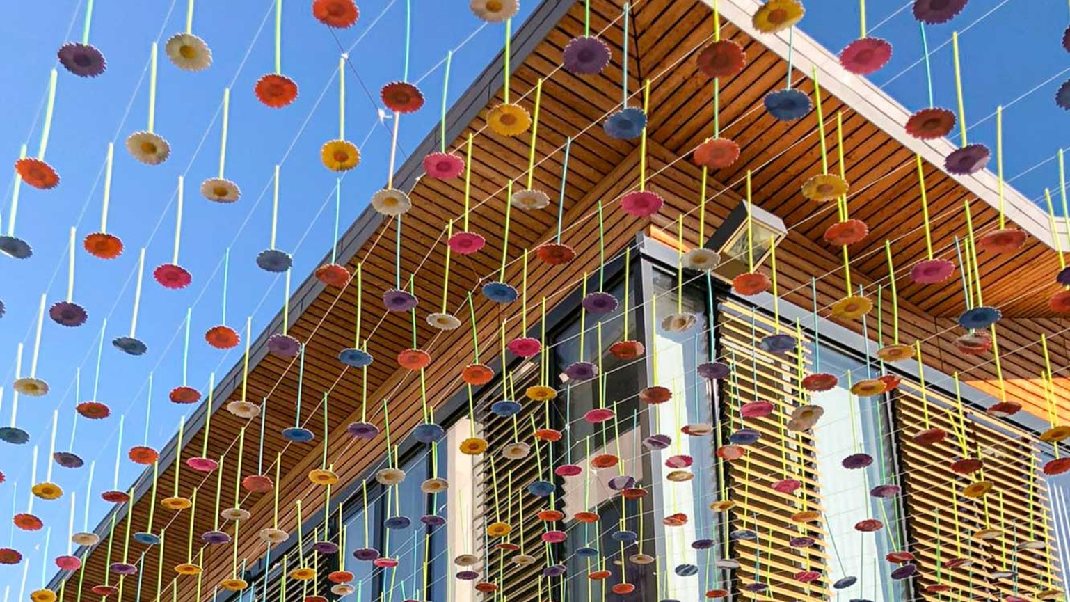 Suspended Garden - Bourges'20