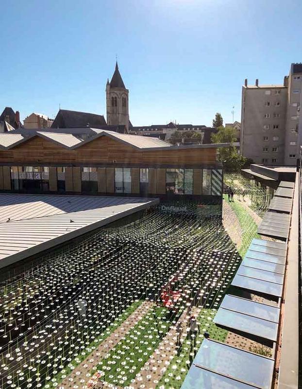 Jardim Suspenso - Bourges'201