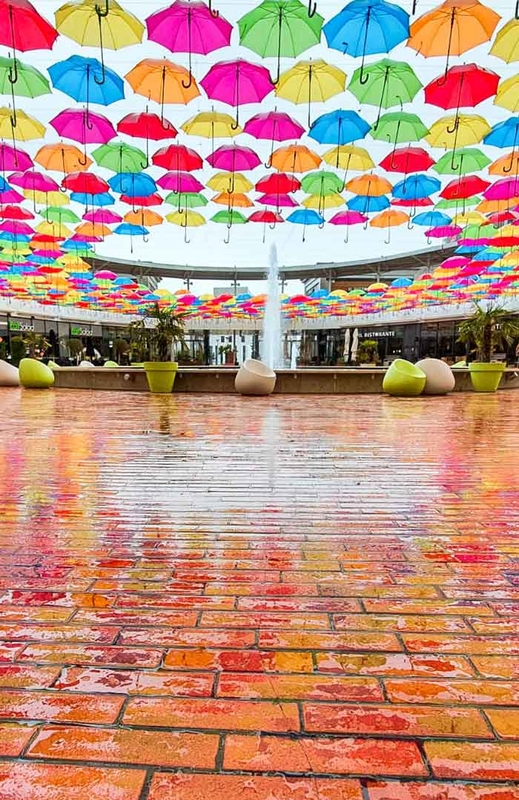 Umbrella Sky Project - Tours'202