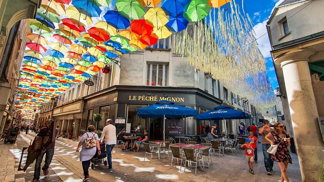 Umbrella Sky Project e Shiny Rain - Laon'20