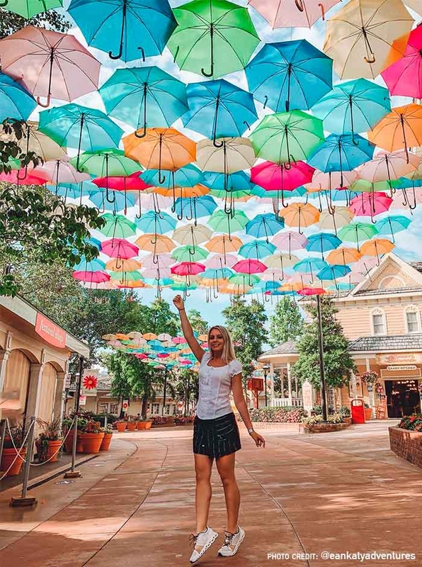 Umbrella Sky Project - Pigeon Forge, TN'200