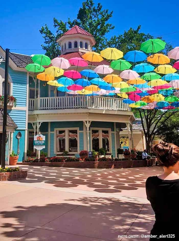 Umbrella Sky Project - Pigeon Forge, TN'202