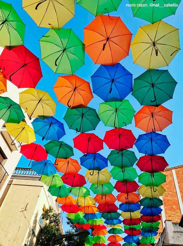 Umbrella Sky Project - Rubí'200