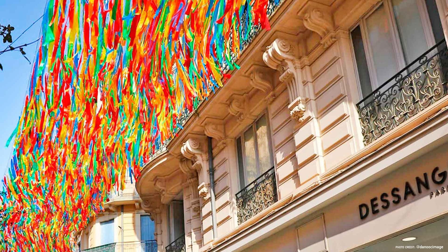 Color Rain - Béziers'20