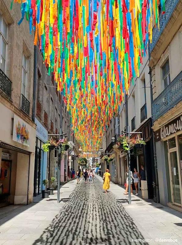 Color Rain - Béziers1