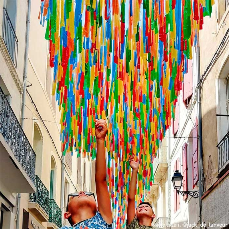 Color Rain - Béziers'202