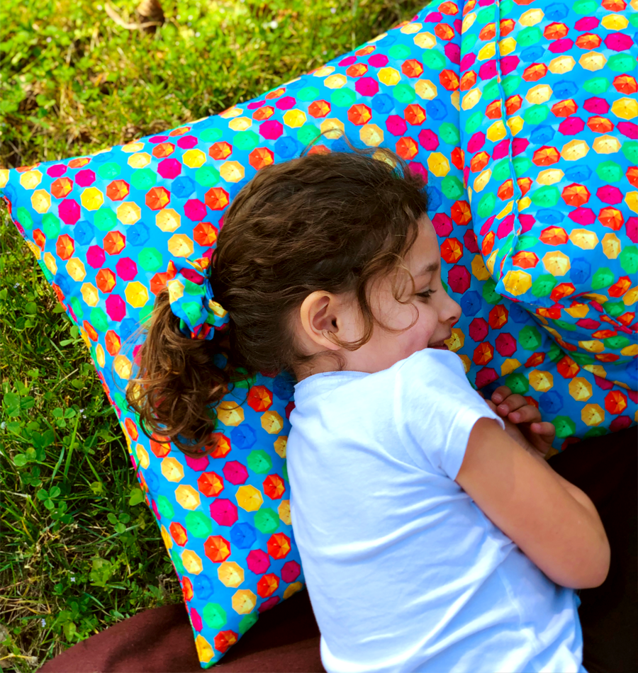 """Umbrella"" Pillow"