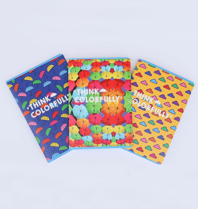 Conjunto 3 Cadernos
