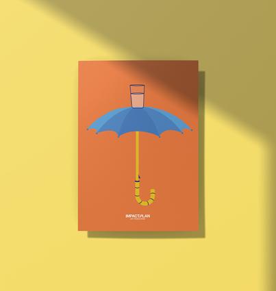 """Poster """"As Férias de Hegel"""""""