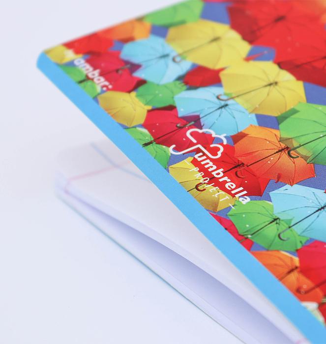 Conjunto Lápis e Caderno 1