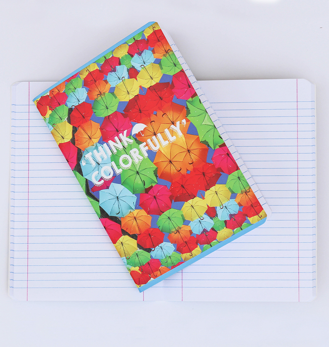 Conjunto Lápis e Caderno 3