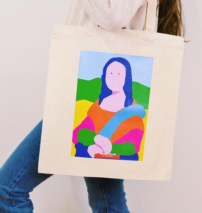 "Saco ""Mona Lisa"""
