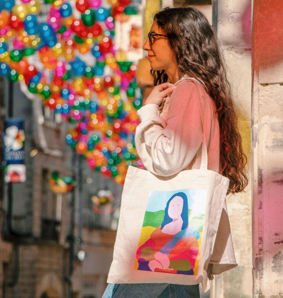 """Bag """"Mona Lisa"""""""