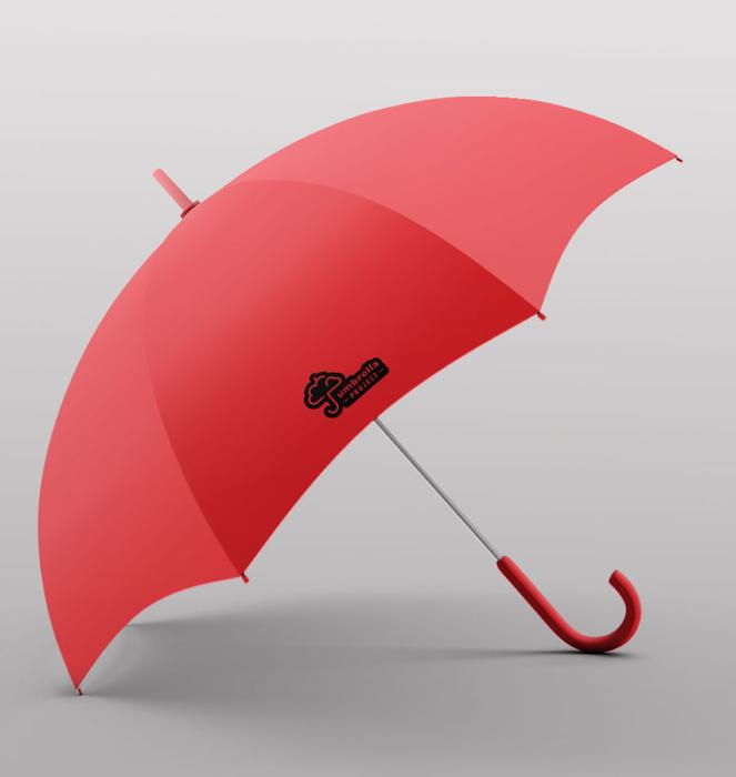 Exhibitor with 30 umbrellas 4
