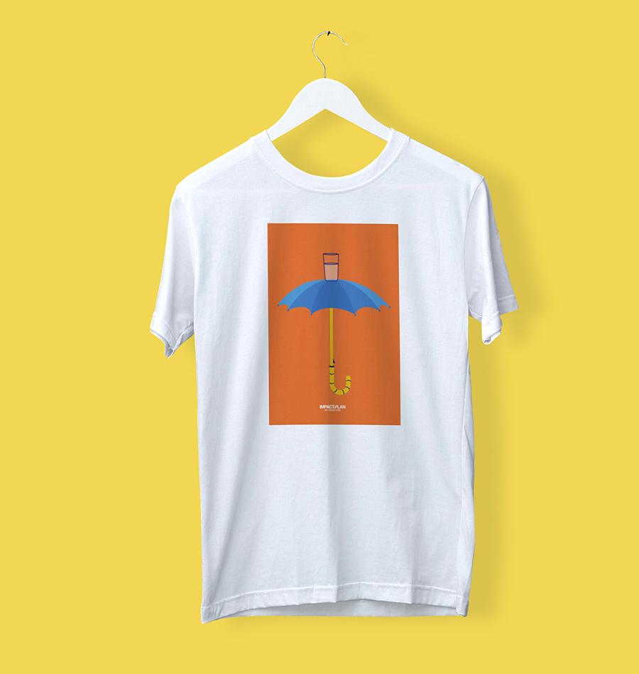 "T-shirt ""Hegel's Holiday"""