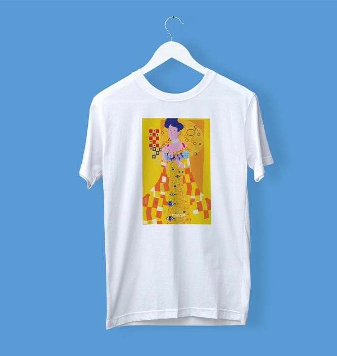 "T-shirt ""Adèle Bloch-Bauer I"" 0"