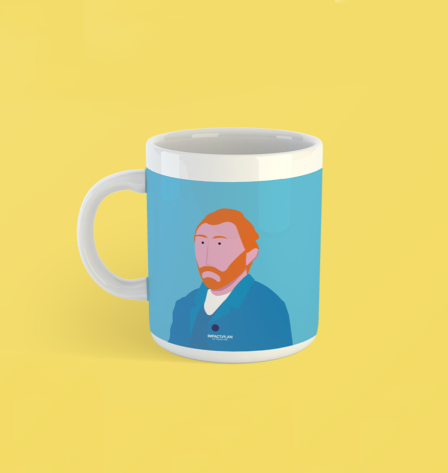 "Mug ""Van Gogh"""