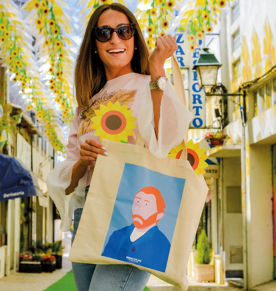 "Bag ""Van Gogh"""