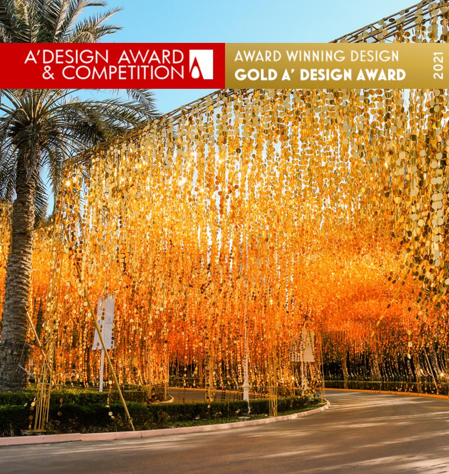 Gold A'Design Award 2020-2021 1
